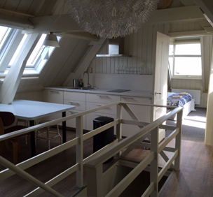 Rivergarden-bed-and-breakfast-zaandam-amsterdam-keuken